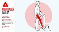 Imagen de estiramientos para miembros de Mutua Navarra