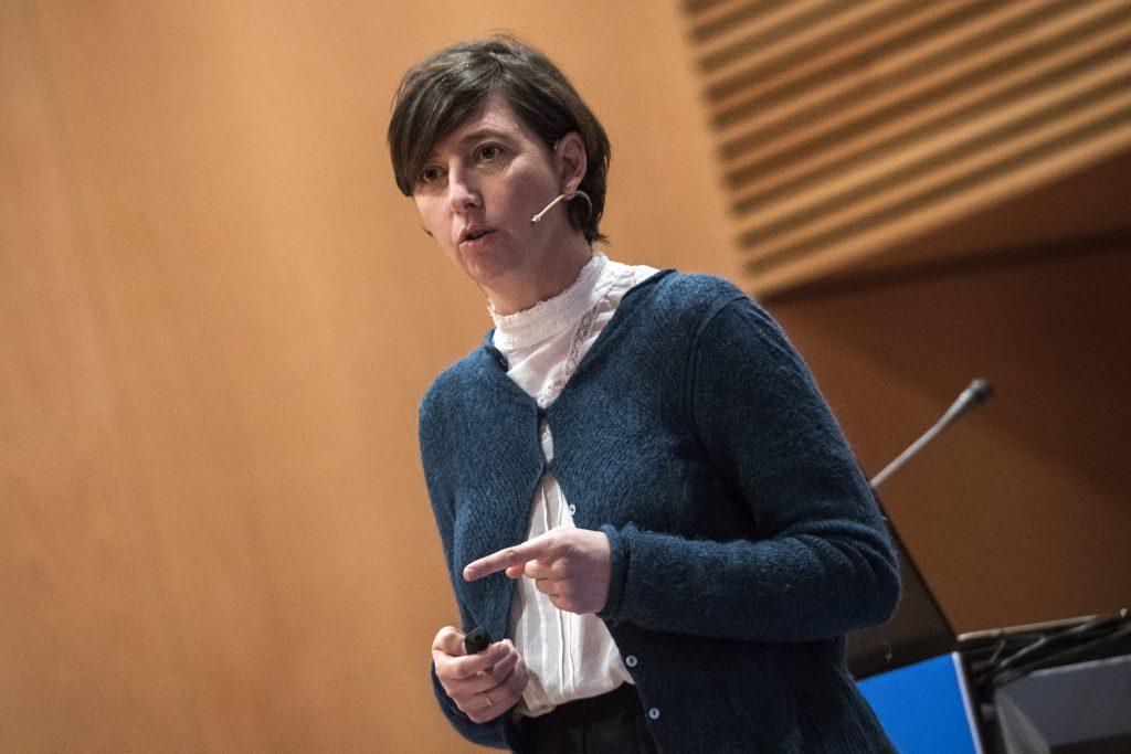 Lourdes Tomas, ponente en el X Premio Azul