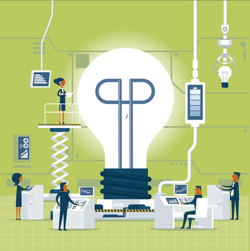 Siete consejos para desplegar procesos creativos en tu empresa