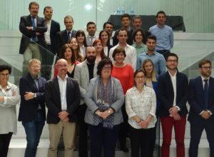 Particpantes y coaches de Impulso del CEIN