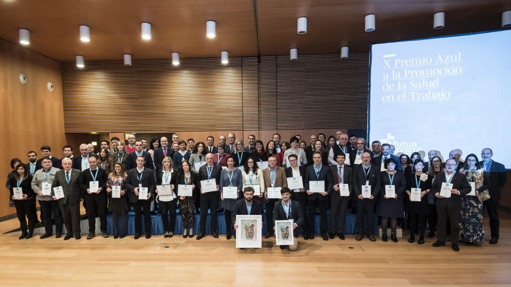 Tiruña, ganador del Premio Azul 2018