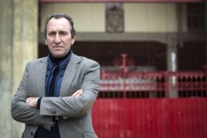 Cuando Pablo Saugar 'Pirri' decidió coger la vida por los cuernos enfrente de la Plaza de Toros de Pamplona