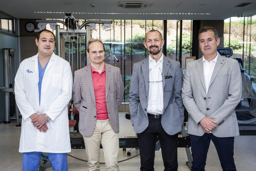 Tres expertos en salud laboral en la jornada organizada por la Cátedra Mutua Navarra UPNA