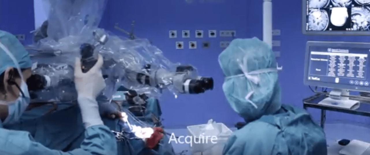 Un quirofano con inteligencia artificial
